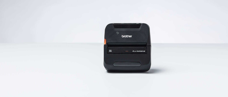 Brother RJ-4B 4-инчов мобилен принтер за етикети