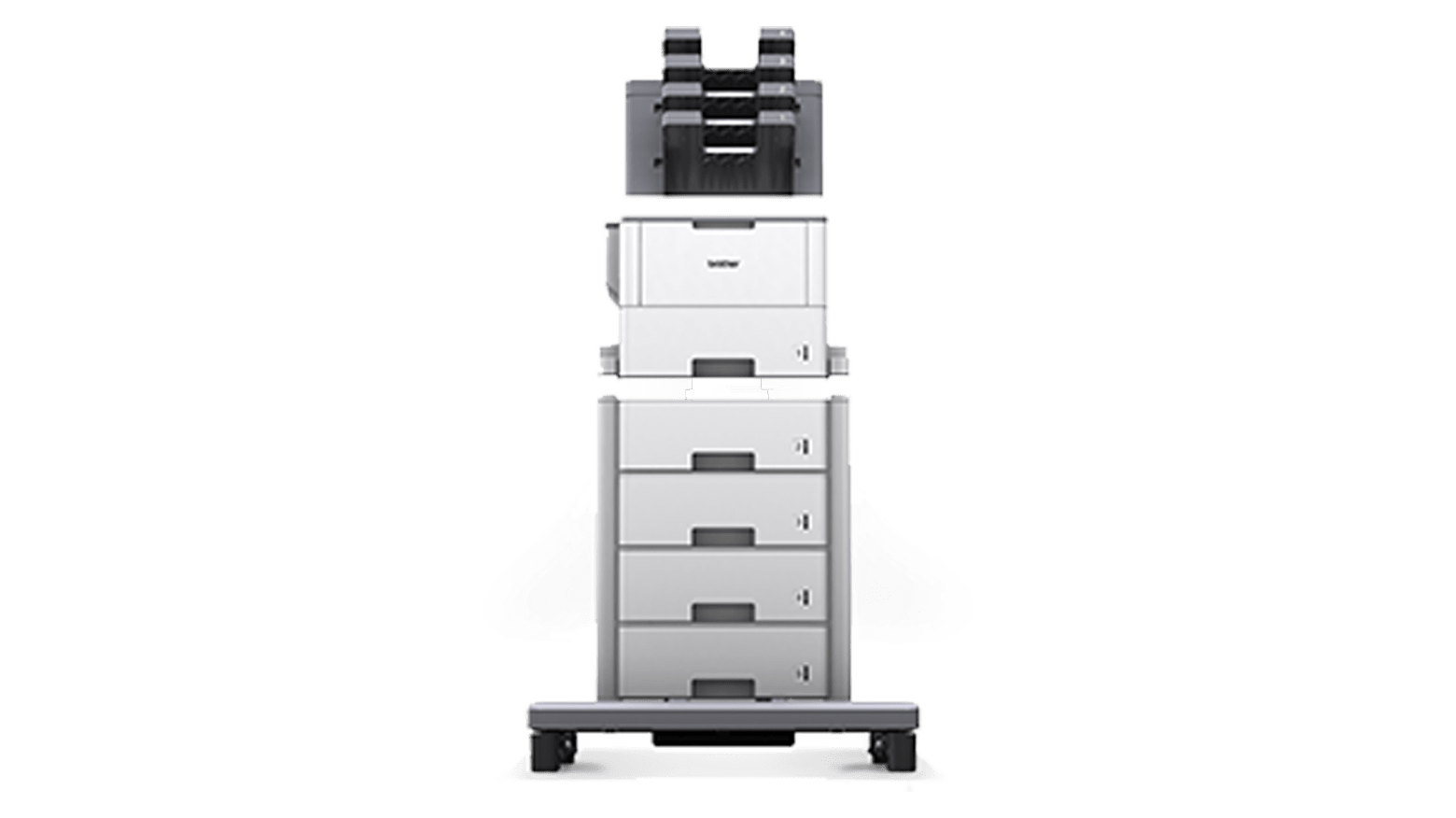 Принтер Brother с комплект аксесоари