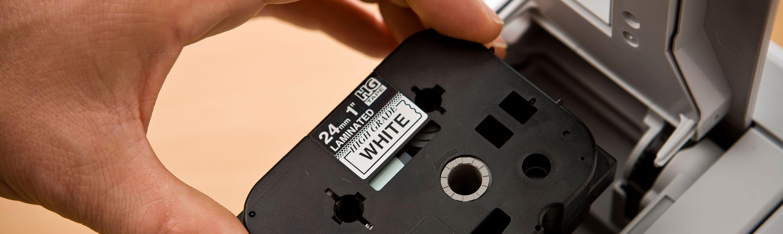 Консумативи за етикетни принтери Brother