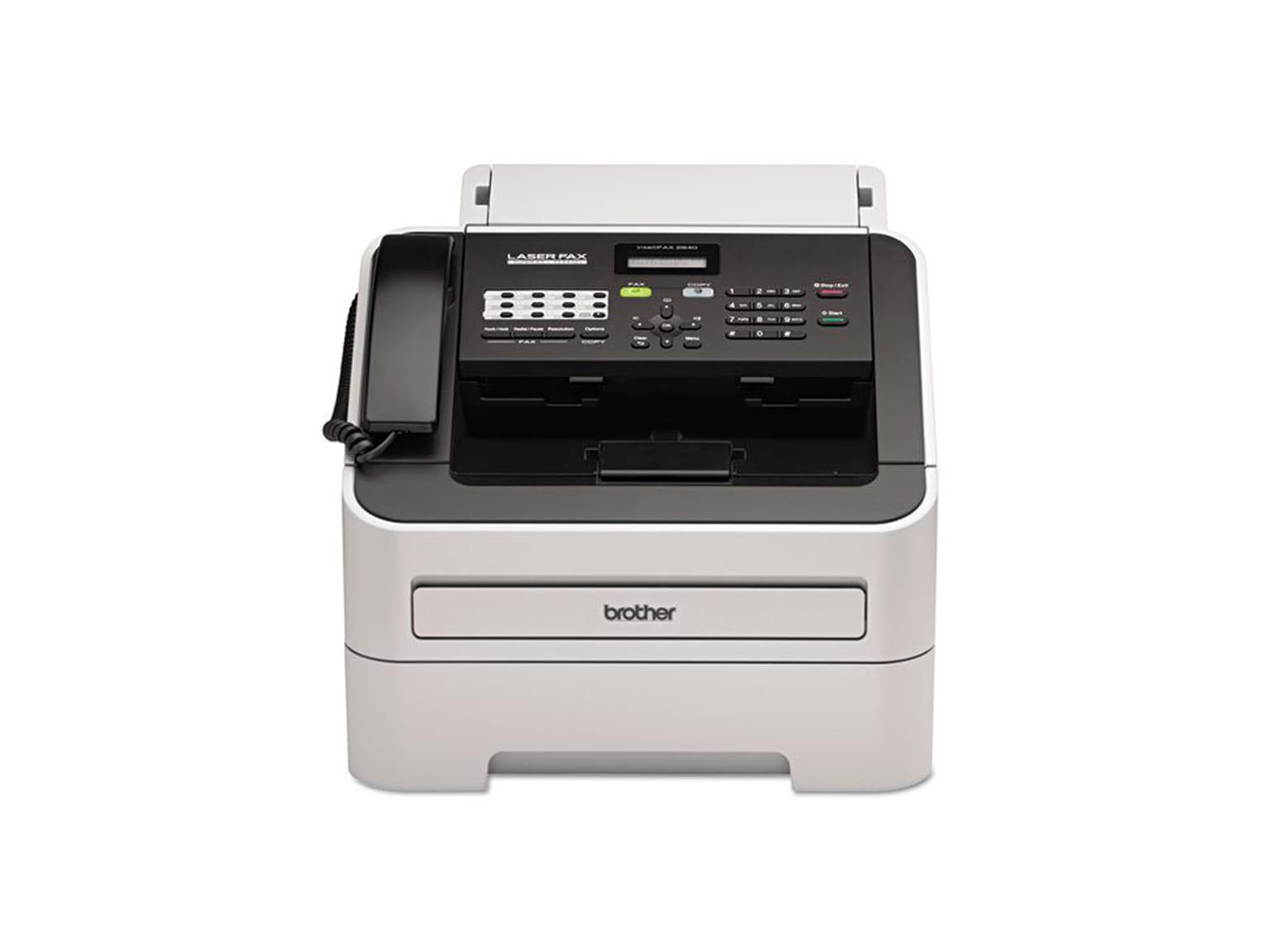 Лазерни факс устройства Brother
