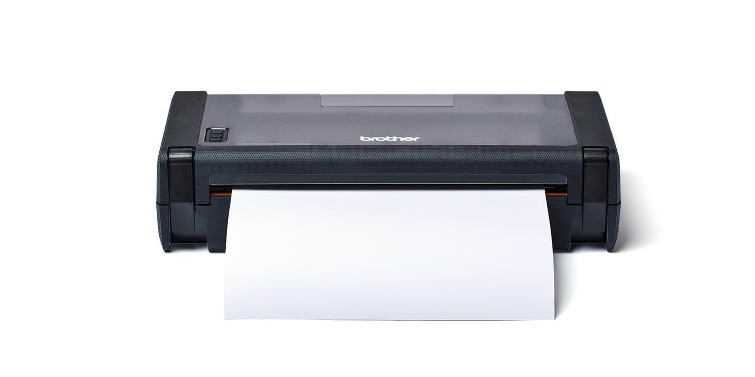 Преносим принтер Broter PJ-7 в кутия