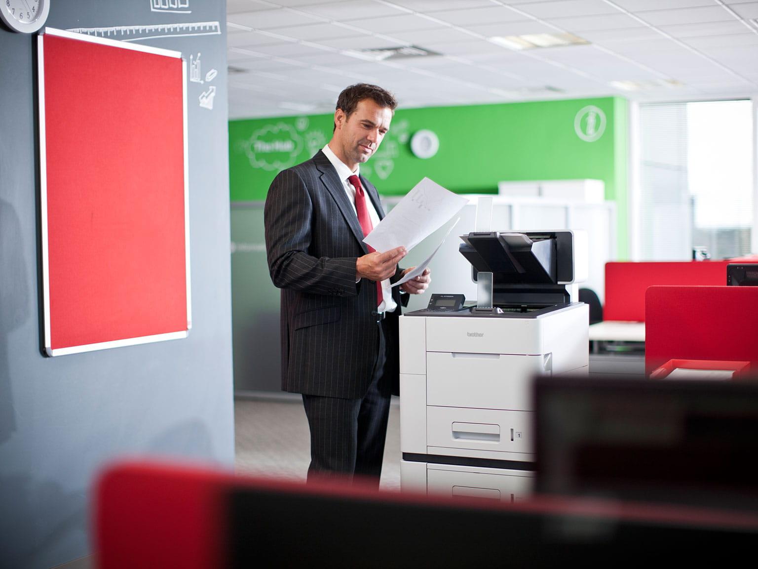 Контрол на печата и сигурността в офиса