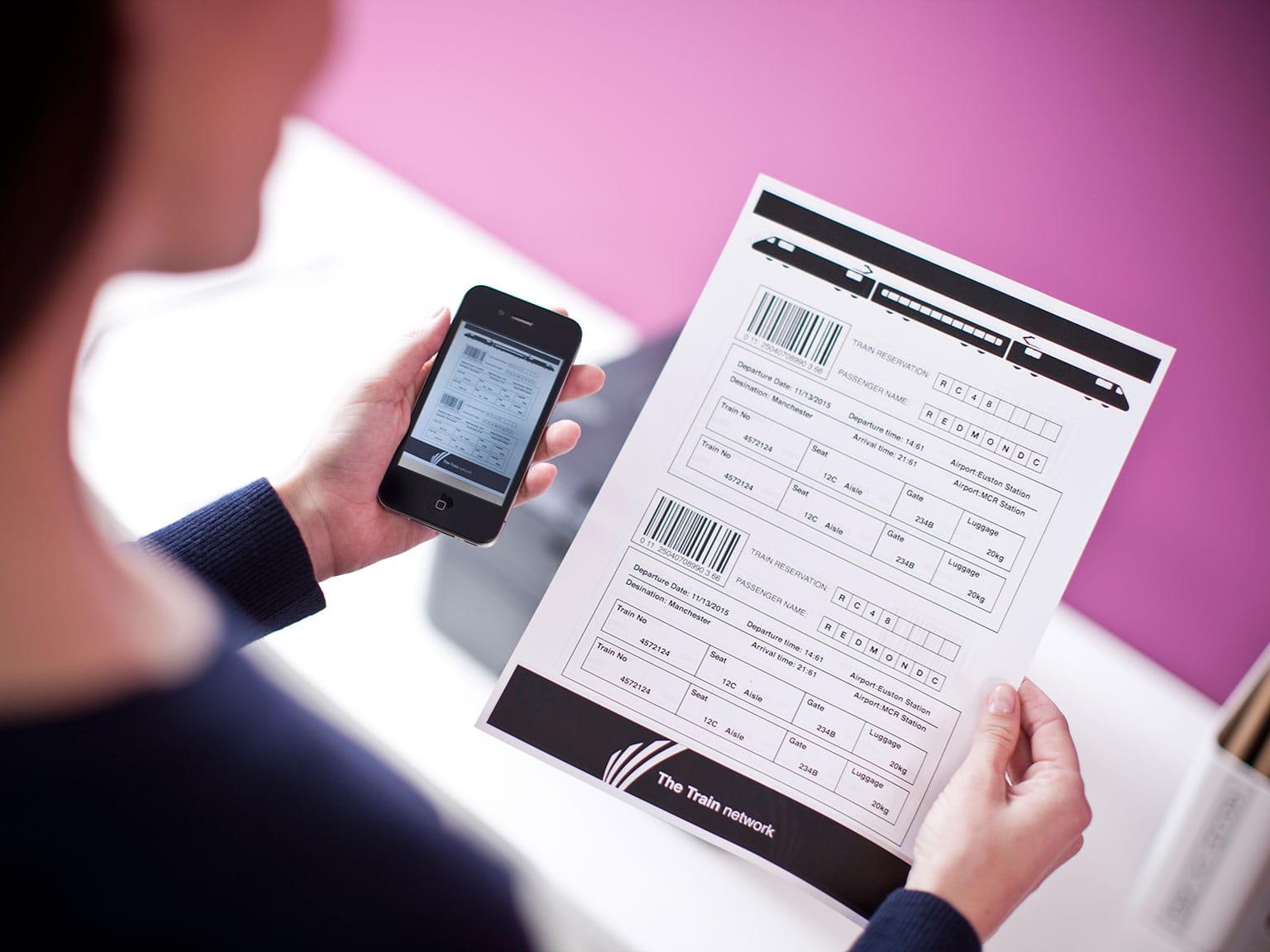Print Smart Mobile Zone