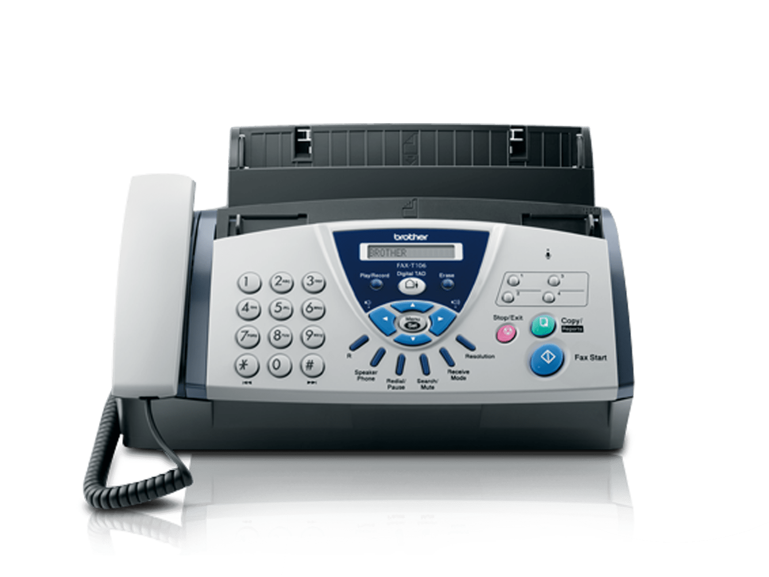 Термо-трансферни факсове Brother