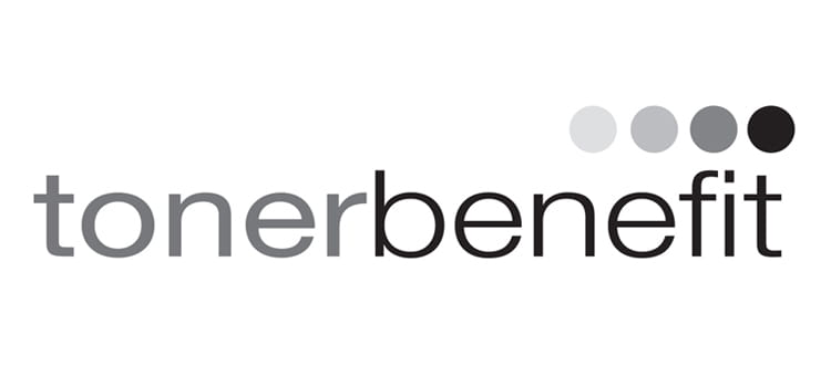 tonerbenefit logotype
