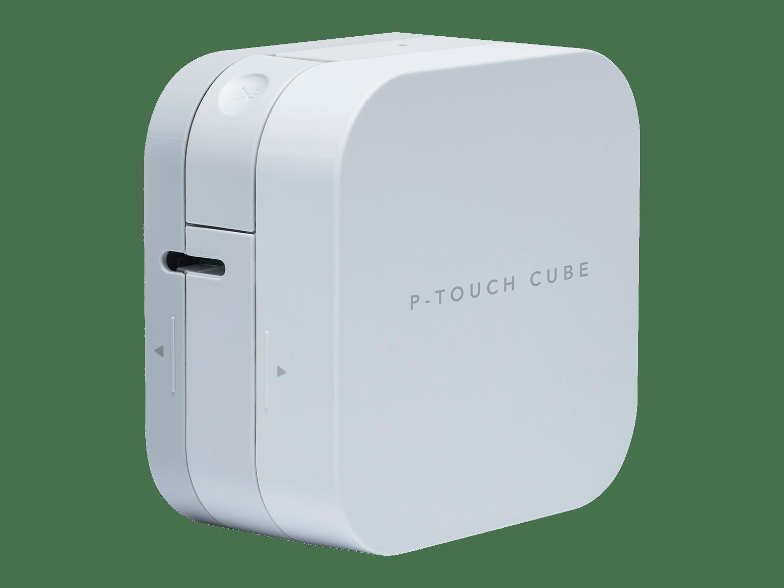 Brother P-touch CUBE P300BT етикетен принтер с Bluetooth