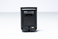 Батерия за мобилен принтер Brother PABT008 на бял фон