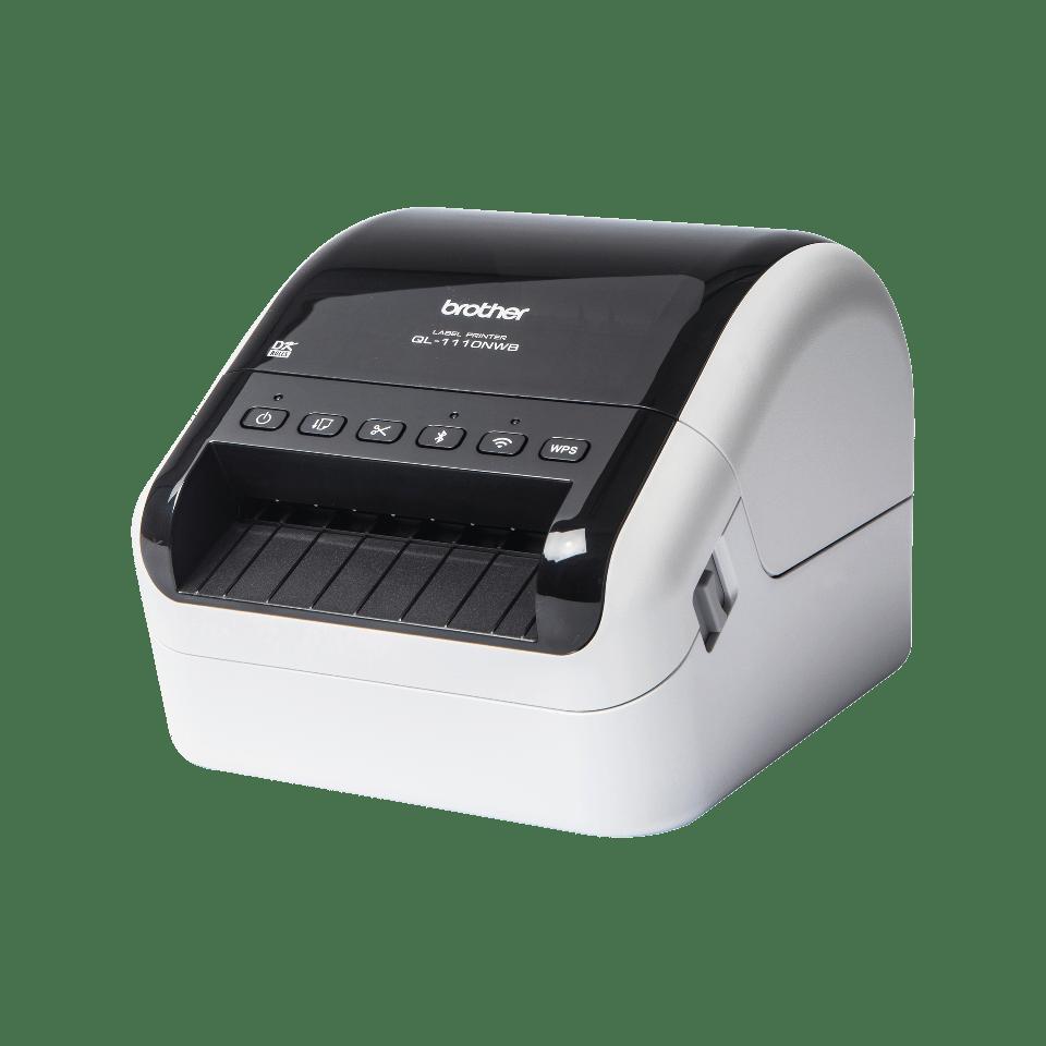 QL-1110NWB широкоформатен етикетен принтер 2