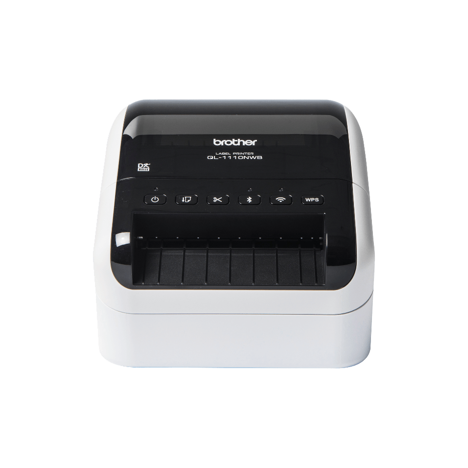 QL-1110NWB широкоформатен етикетен принтер