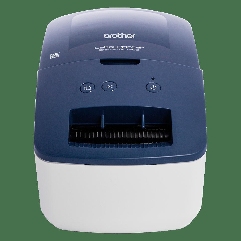 QL-600B Настолен етикетен принтер