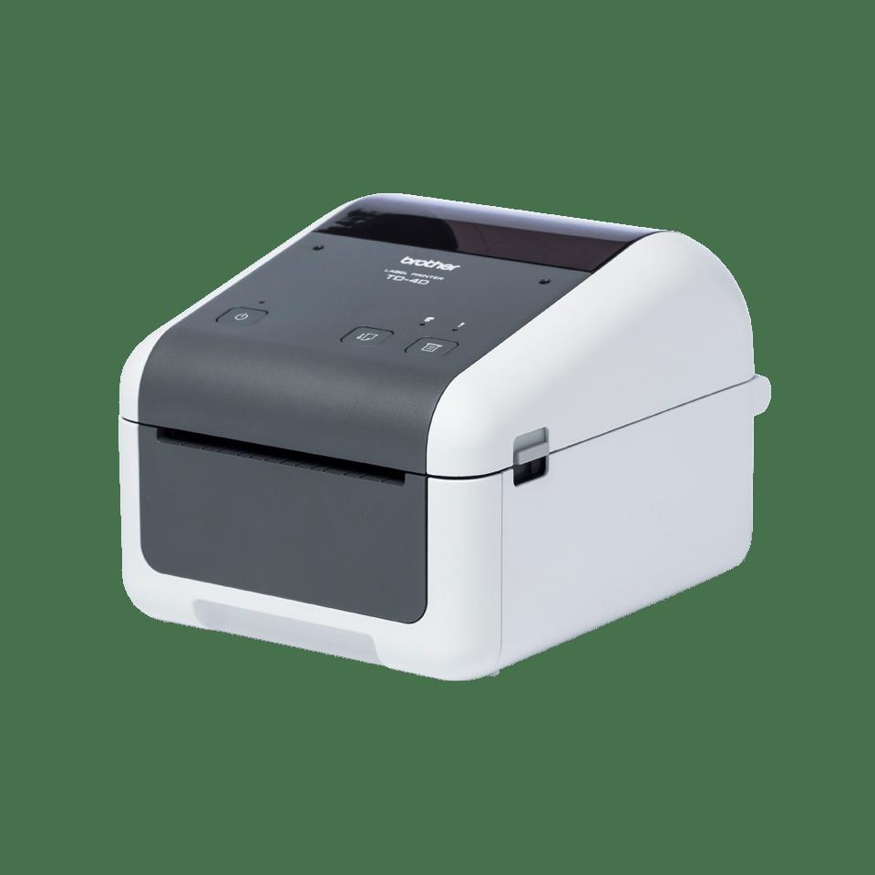 TD4520DN - Настолен мрежови етикетен принтер 2