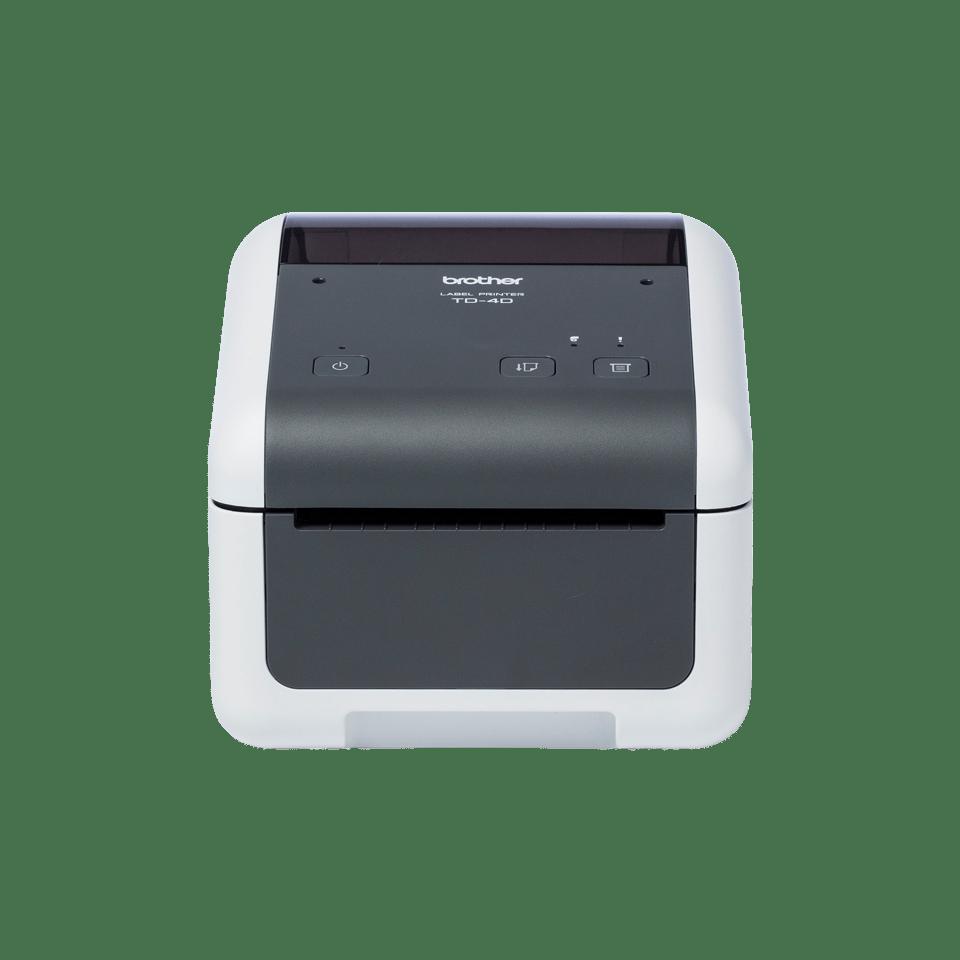 TD4520DN - Настолен мрежови етикетен принтер