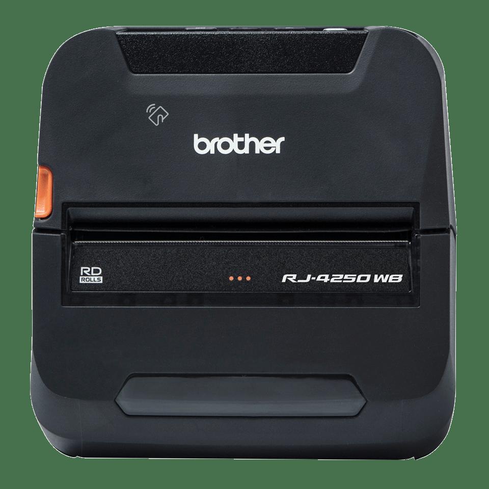 RJ-4250WB - Издръжлив мобилен принтер