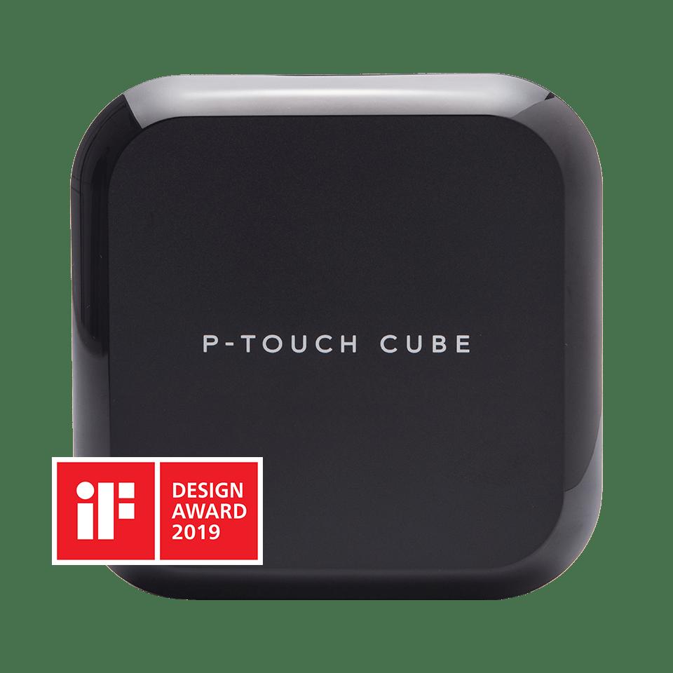 P-touch CUBE Plus етикетен принтер с Bluetooth