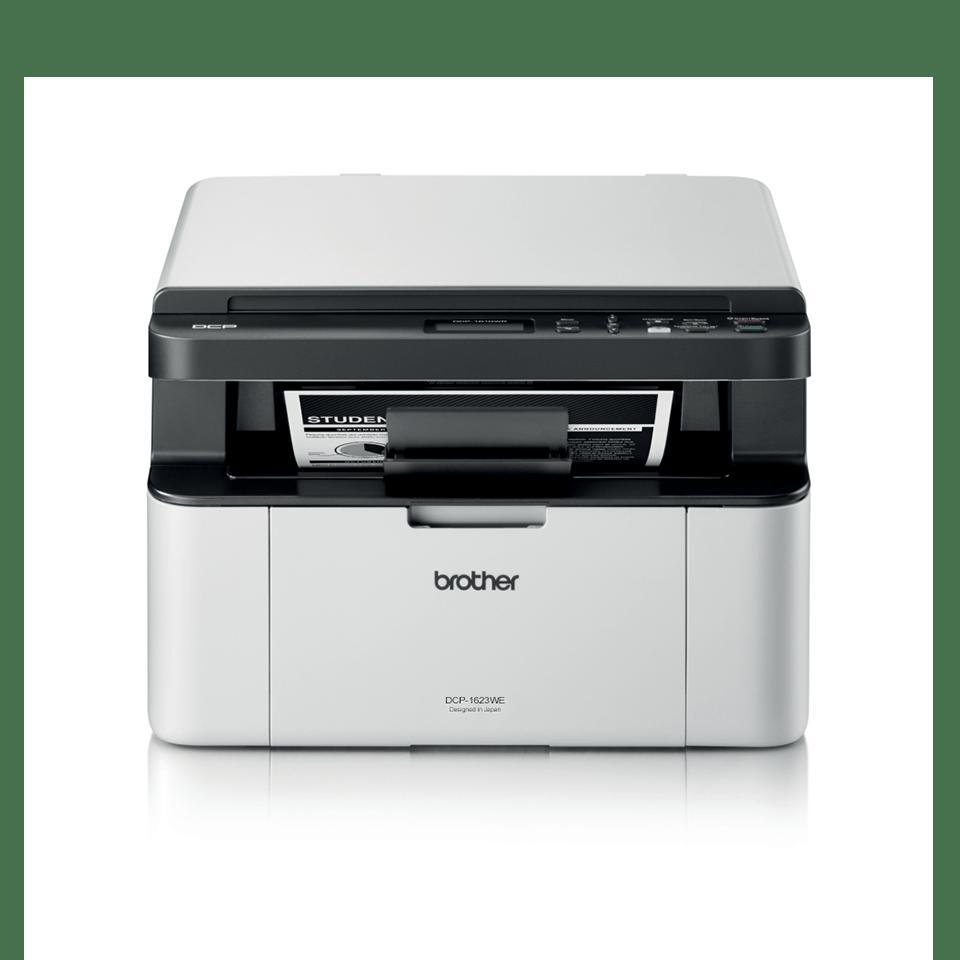 DCP-1623WE - безжичен мултифункционален лазерен принтер 2