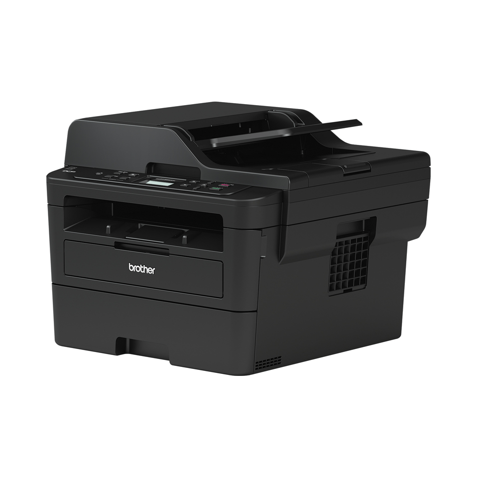 DCP-L2552DN Компактно 3 в 1 монохромно лазерно мултифункционално устройство
