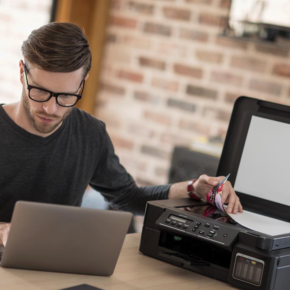 DCP-T310 InkBenefit Plus мултифуткционално мастиленоструйно устройство 4