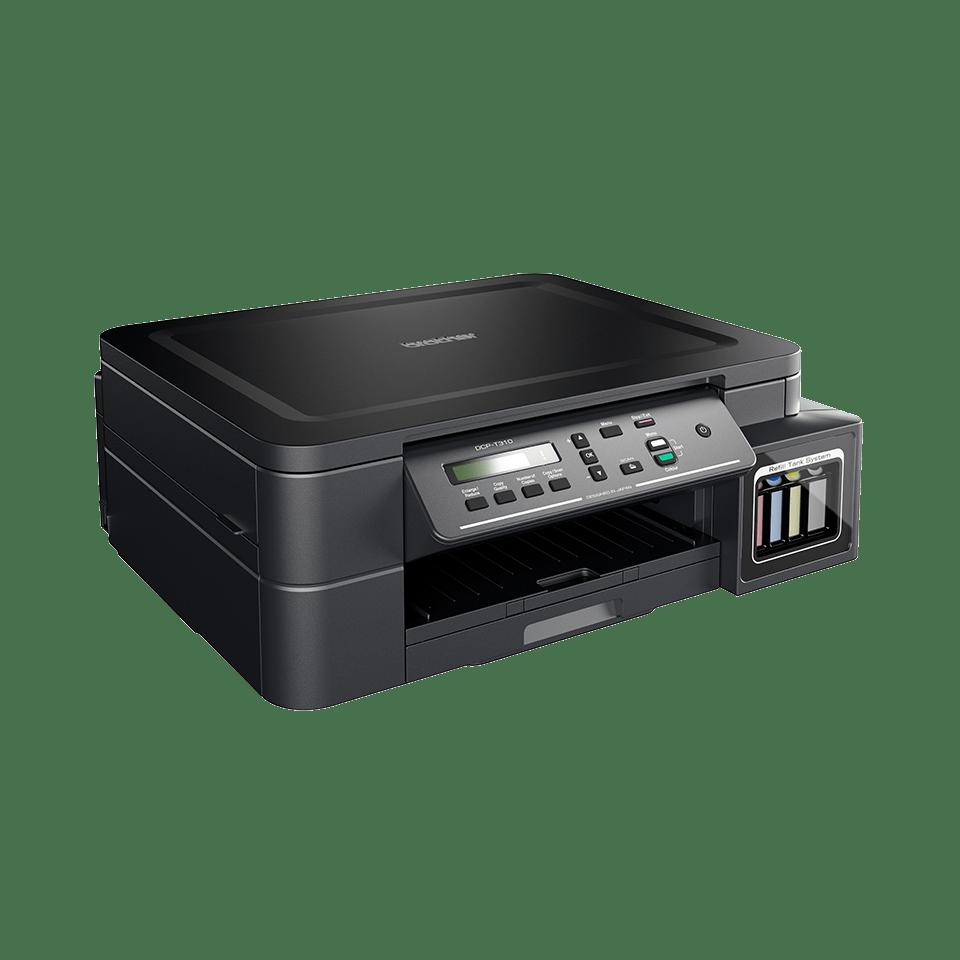 DCP-T310 InkBenefit Plus мултифуткционално мастиленоструйно устройство 2
