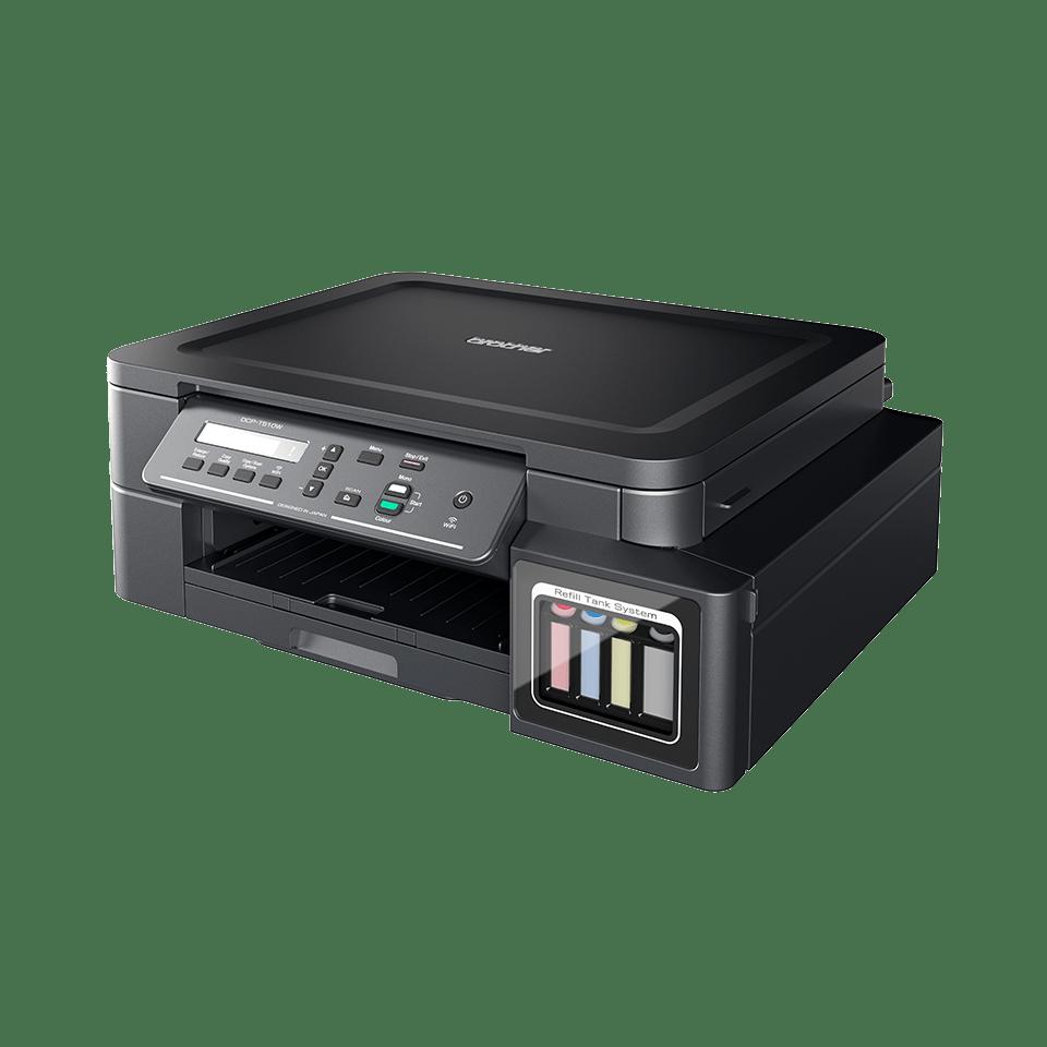 DCP-T510W - печат, копиране сканиране, безжична мрежа и ниска цена на печат.