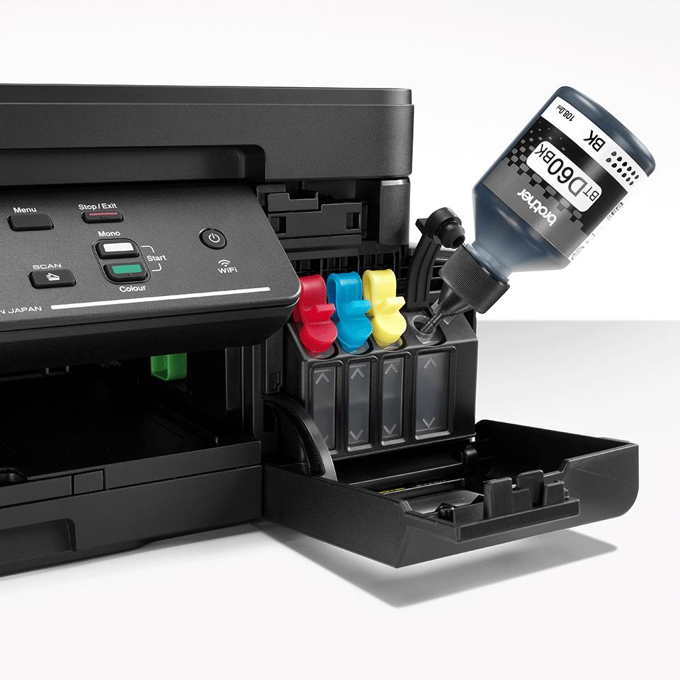 DCP-T710W - Компактно мастиленоструйно мултифункционално устройство с безжична мрежа и ADF 5