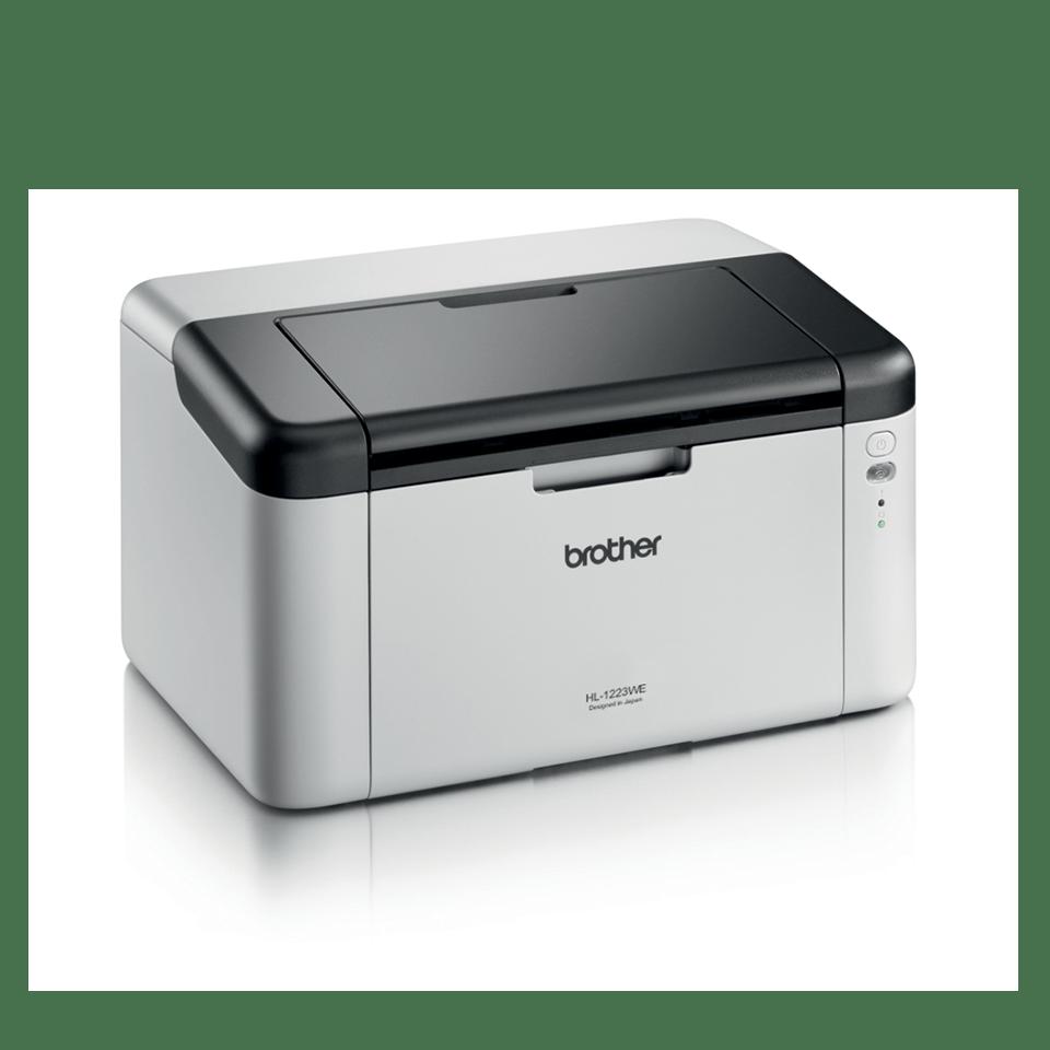 Brother HL-1212WE - компактен и изключително икономичен лазерен принтер 3