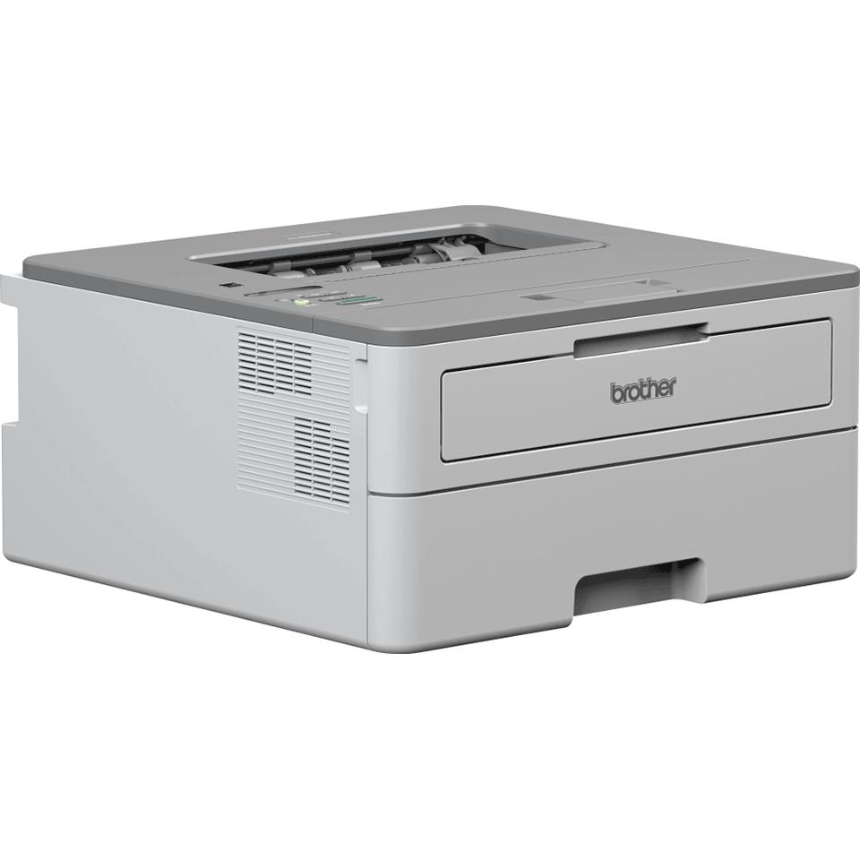 HL-B2080DW компактен монохромен лазерен принтер с жична и безжична мрежа от серия tonerbenefit 3