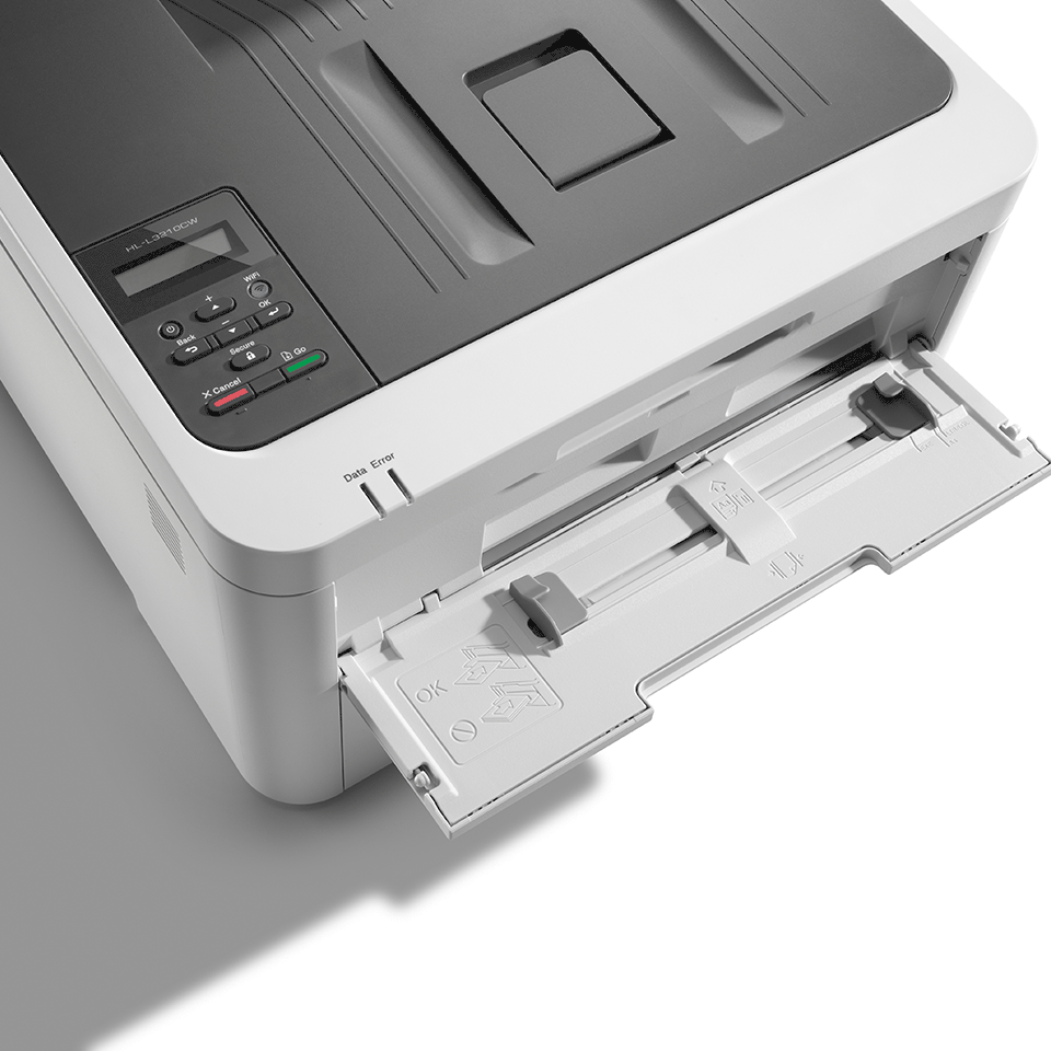Brother HL-L3210CW, цветен безжичен LED принтер 4