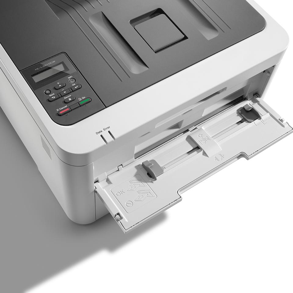 HL-L3210CW, цветен безжичен LED принтер 4