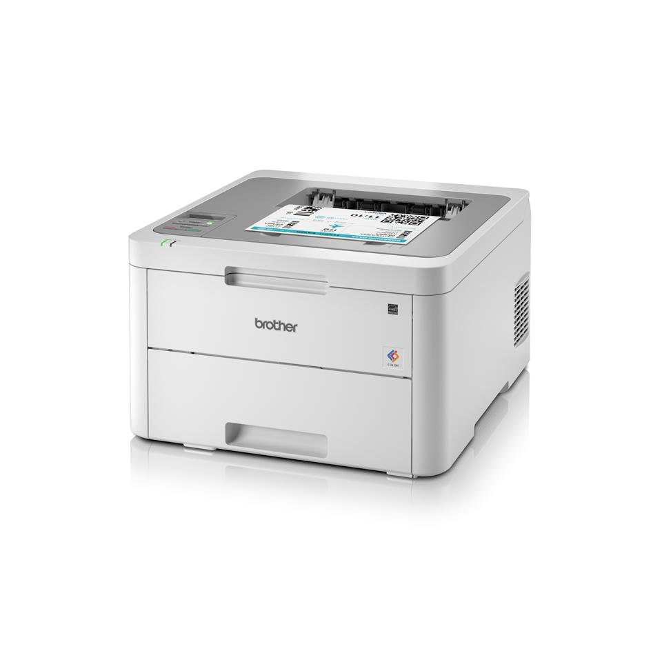 HL-L3210CW, цветен безжичен LED принтер 2