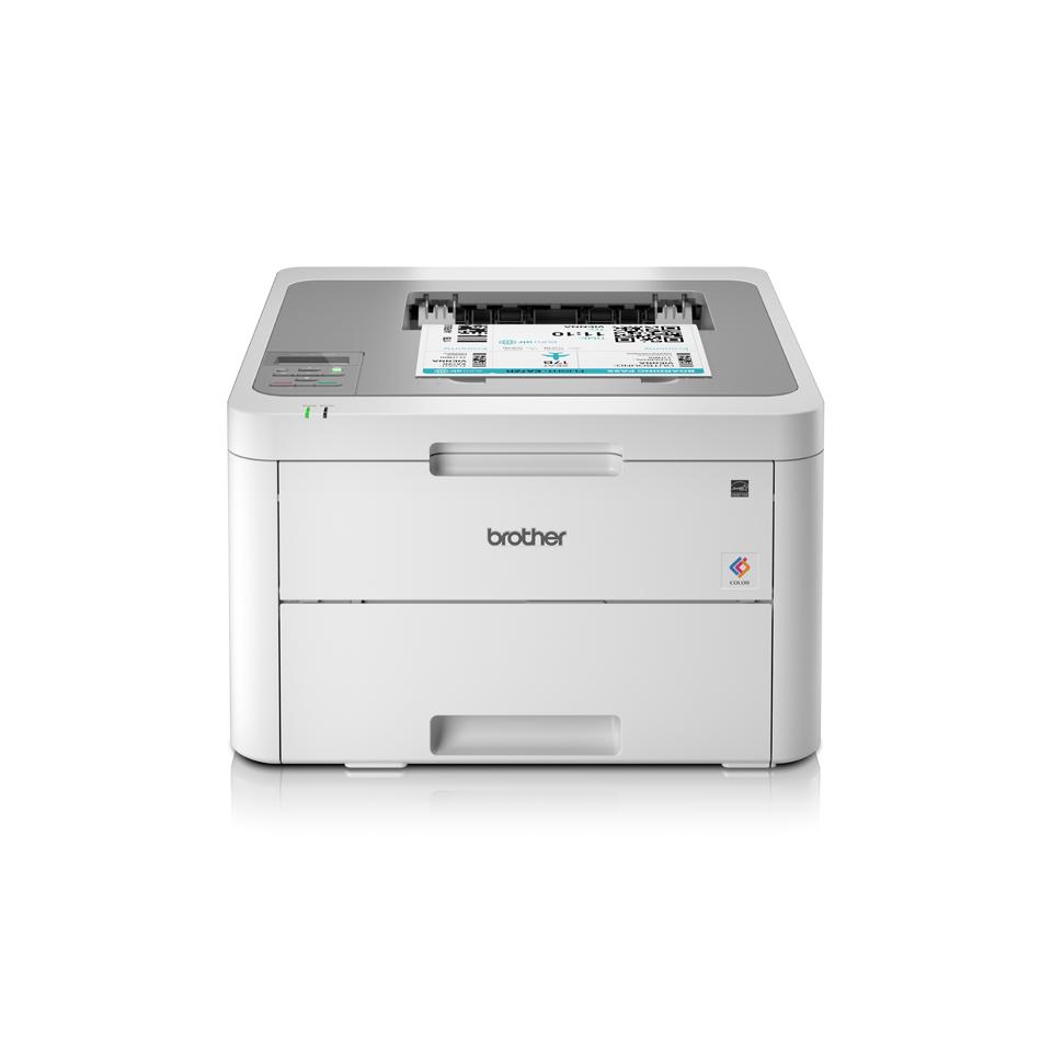 Brother HL-L3210CW, цветен безжичен LED принтер