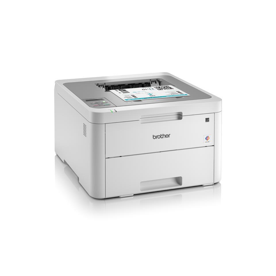 Brother HL-L3210CW, цветен безжичен LED принтер 3