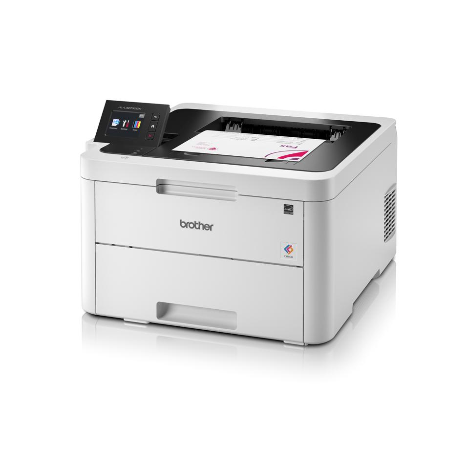 HL-L3270CDW цветен LED принтер с жична и безжична мрежа 2