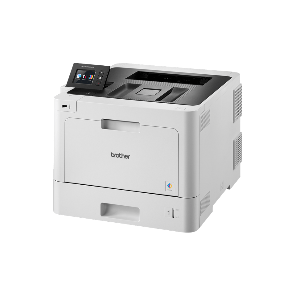 Brother HL-L8360CDW Цветен лазерен принтер с дуплекс и Wi-Fi 1