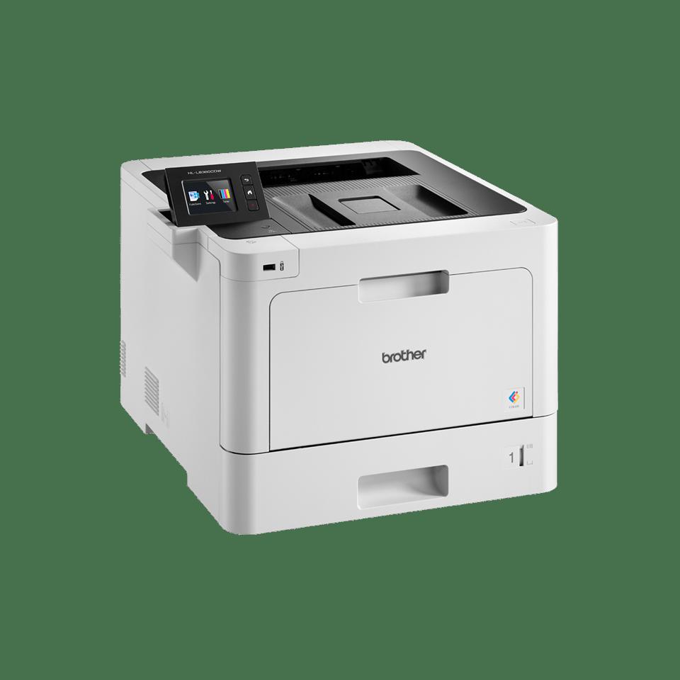 Brother HL-L8360CDW Цветен лазерен принтер с дуплекс и Wi-Fi 3
