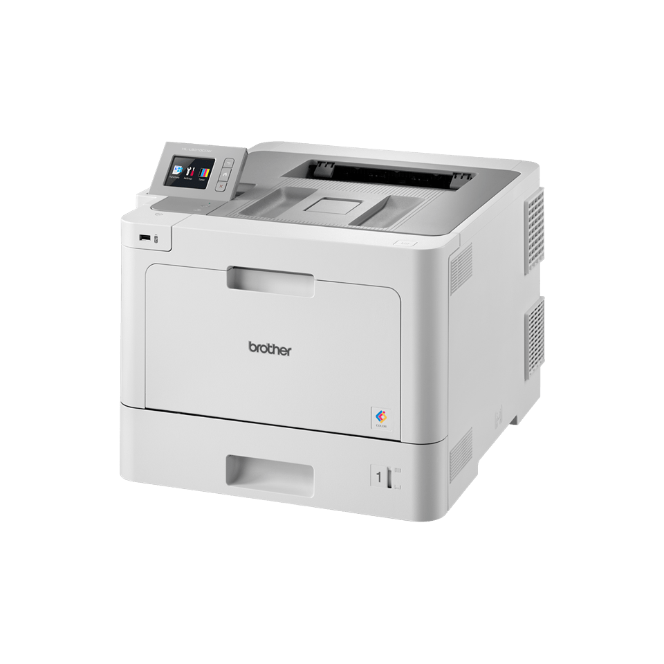 Brother HL-L9310CDW Цветен лазерен принтер за големи натоварвания 2