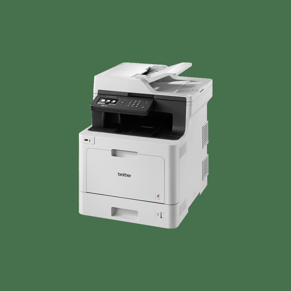 MFC-L8690CDW - Професионално цветно лазерно мултифункционално устройство  1