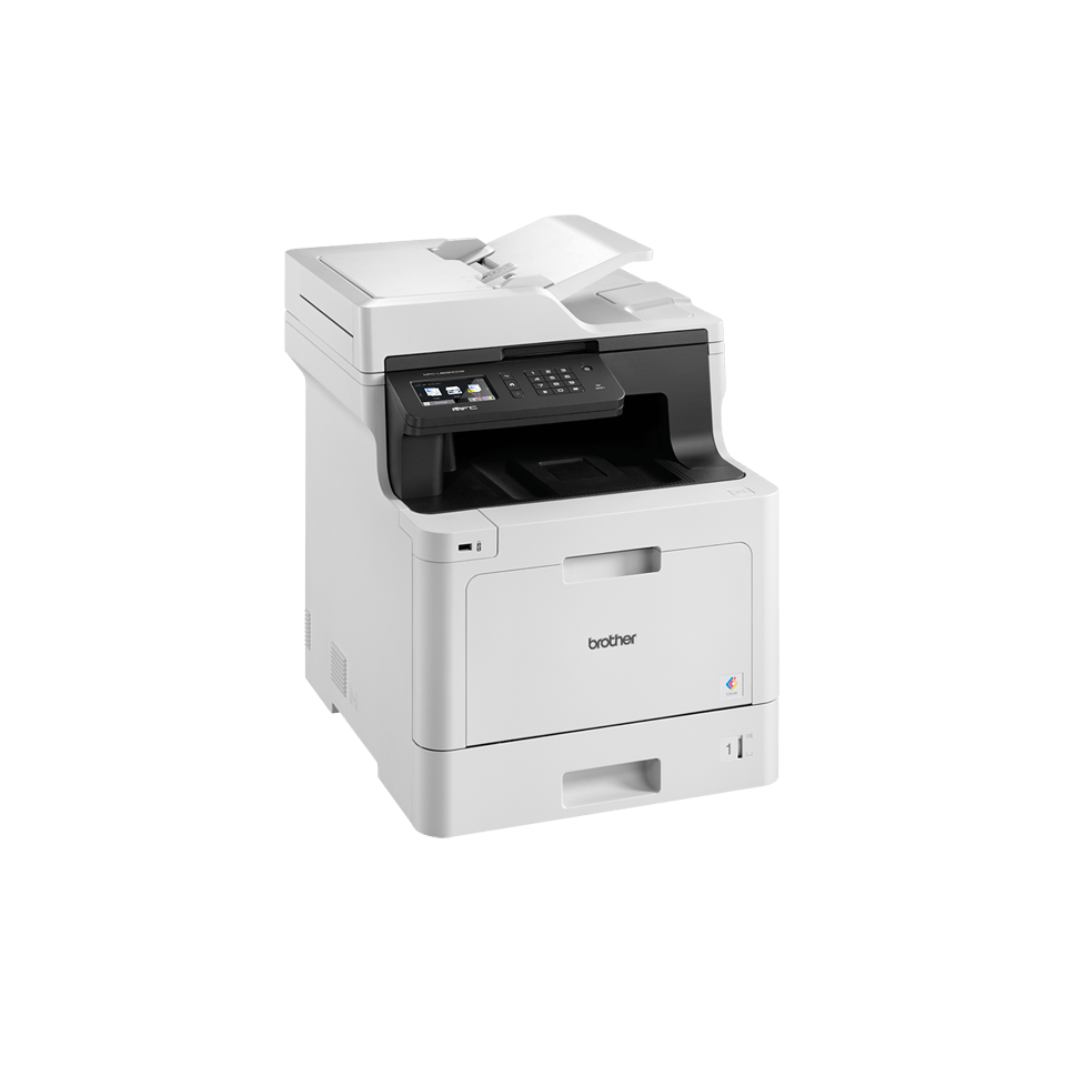 MFC-L8690CDW - Професионално цветно лазерно мултифункционално устройство  2