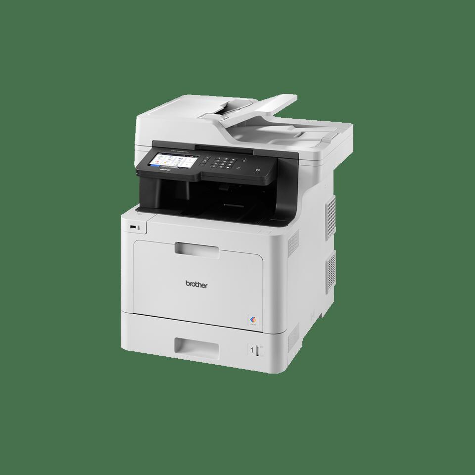 MFC-L8900CDW- Цветно лазерно мрежово мултифункционално устройство с двустранни печат, копиране и сканиране 2