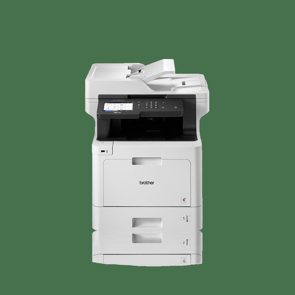 MFC-L8900CDW- Цветно лазерно мрежово мултифункционално устройство с двустранни печат, копиране и сканиране