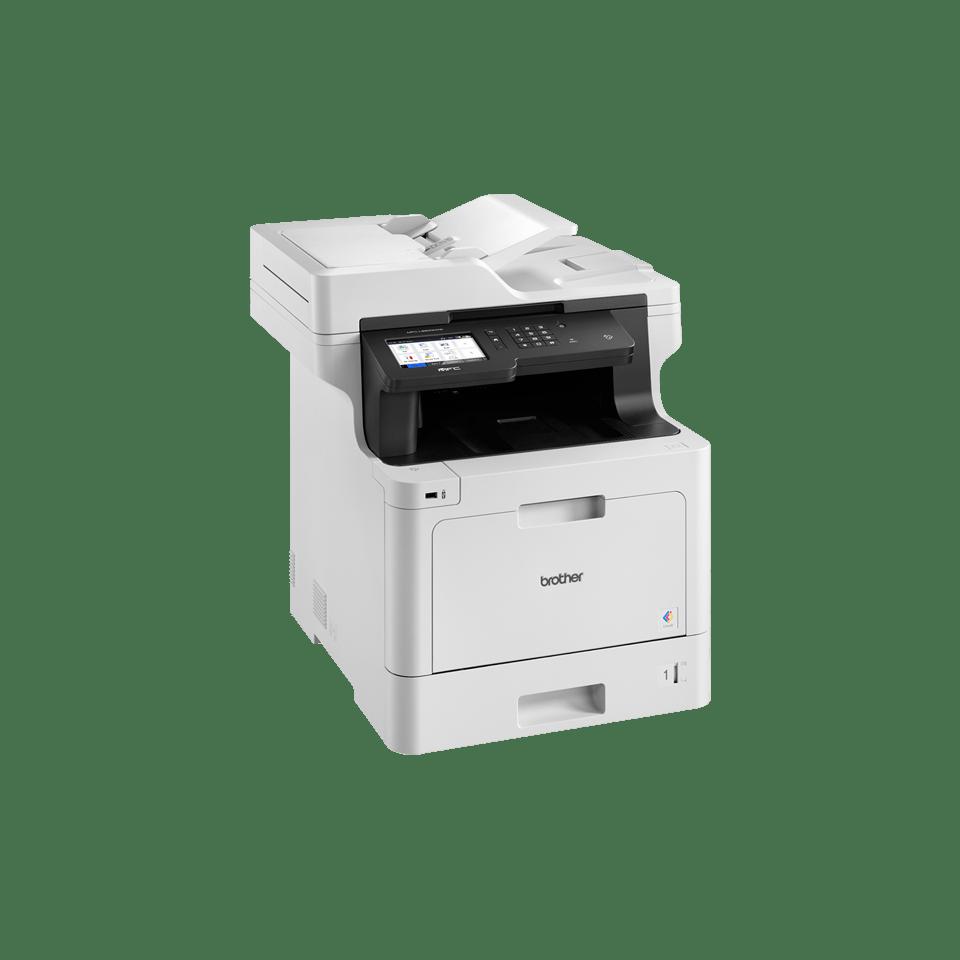 MFC-L8900CDW- Цветно лазерно мрежово мултифункционално устройство с двустранни печат, копиране и сканиране 3