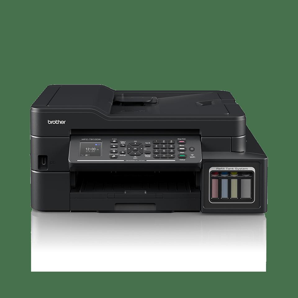 Brother MFC-T910DW InkBenefit Plus - мултифункционално устройство с печат, копиране, сканиране и факс