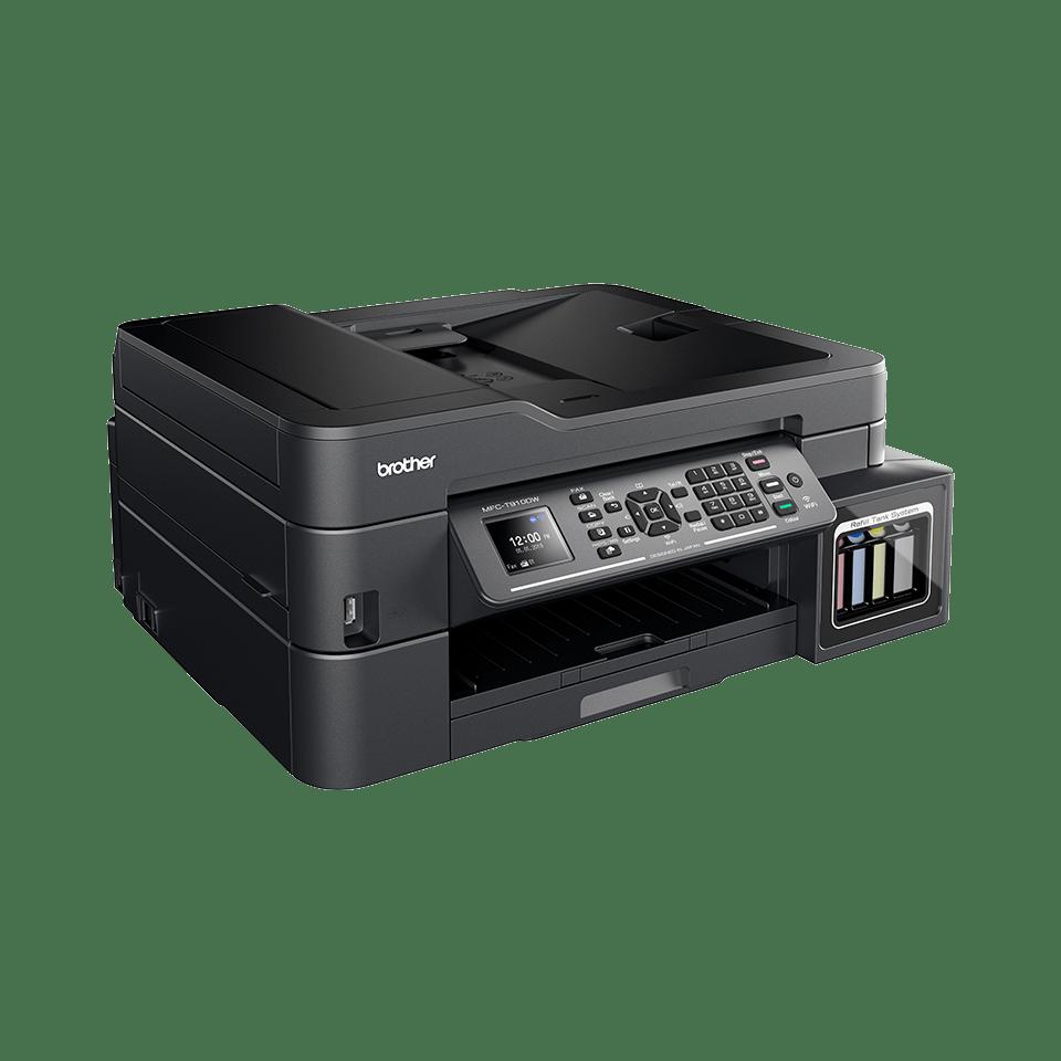 Brother MFC-T910DW InkBenefit Plus - мултифункционално устройство с печат, копиране, сканиране и факс 2