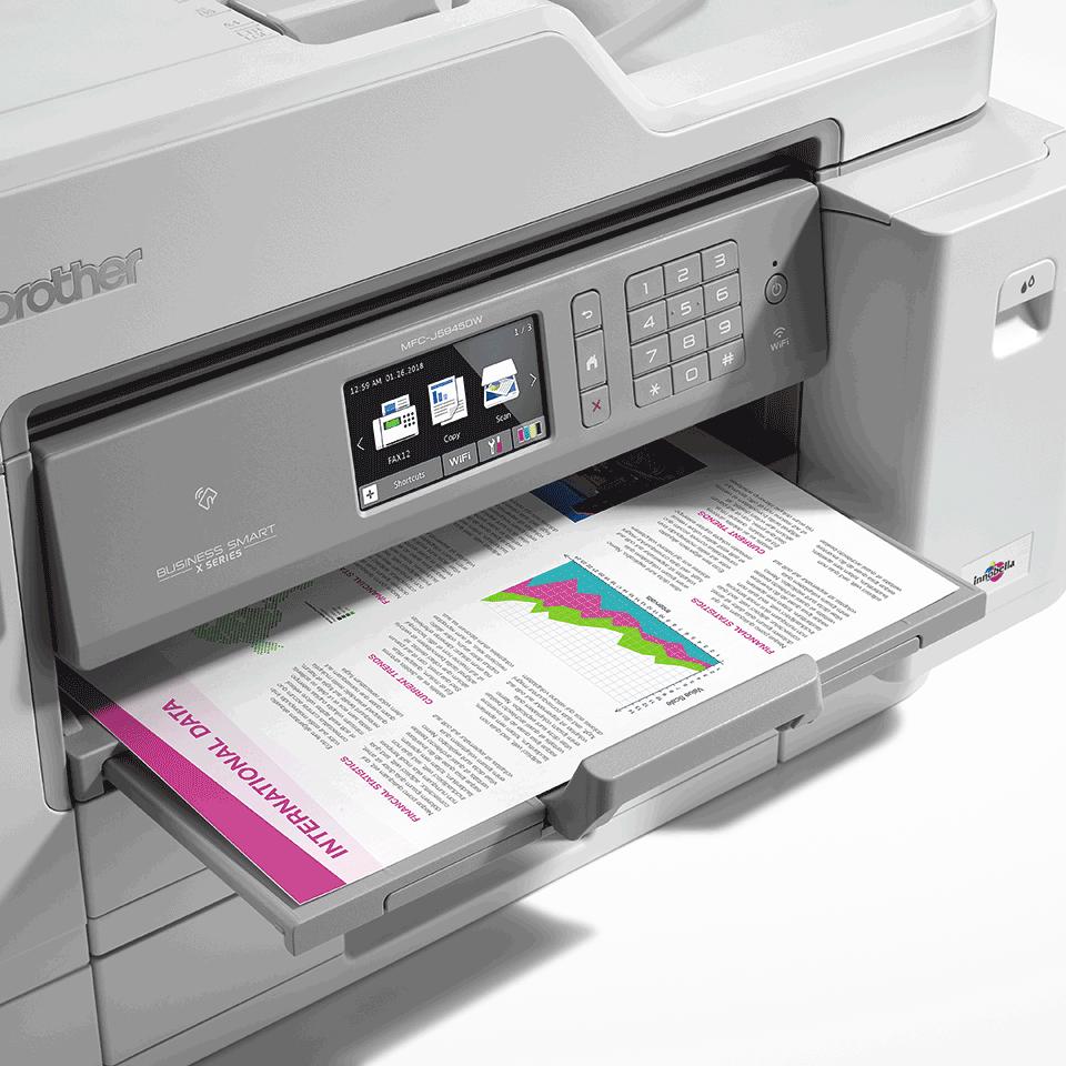 MFC-J5945DW - Цветно, безжично мастилено-струйно А3 устройство  5