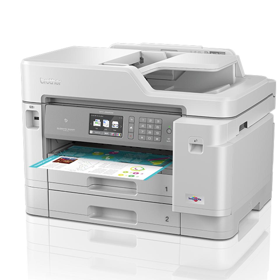 MFC-J5945DW - Цветно, безжично мастилено-струйно А3 устройство  2
