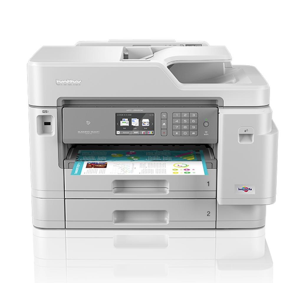 MFC-J5945DW - Цветно, безжично мастилено-струйно А3 устройство