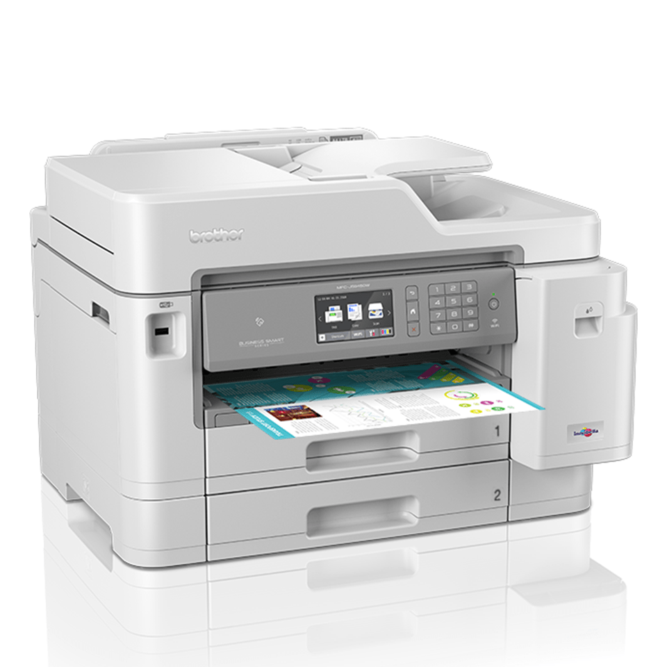 MFC-J5945DW - Цветно, безжично мастилено-струйно А3 устройство  3