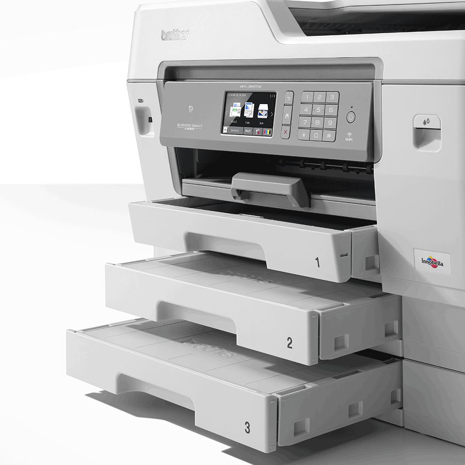 MFC-J6947DW цветно, безжично А3 мултифункционално устройство 6