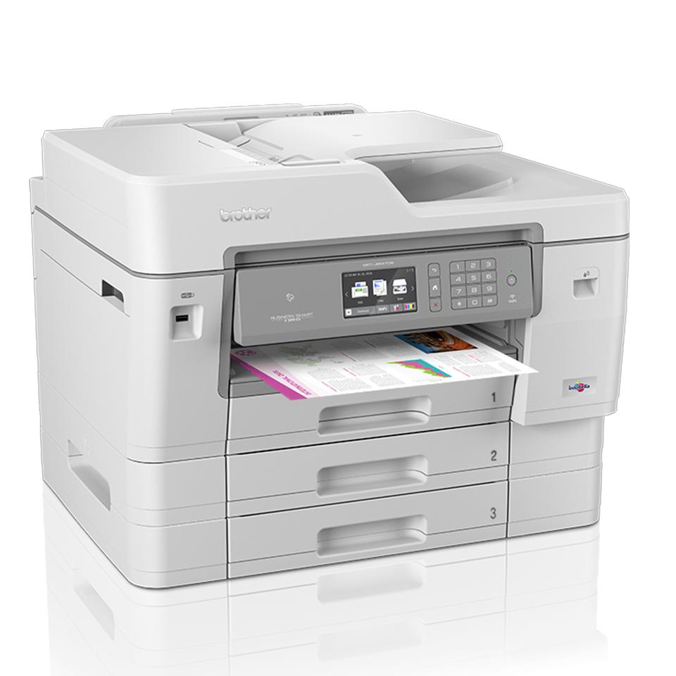 MFC-J6947DW цветно, безжично А3 мултифункционално устройство 3