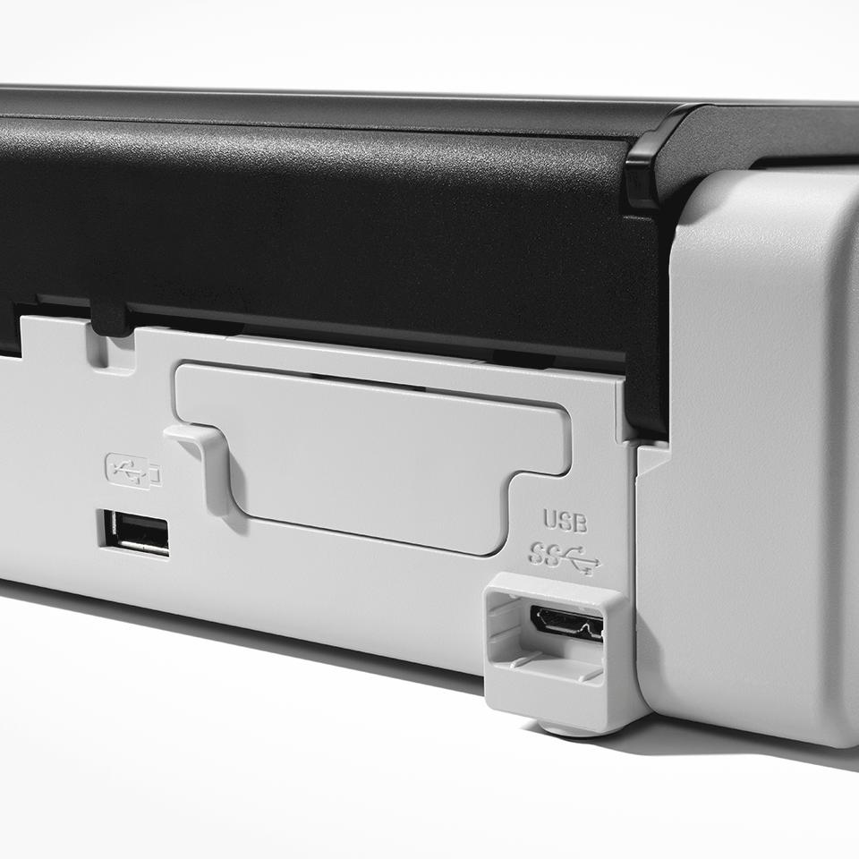 ADS-1200 - преносим, компактен документен скенер. 7