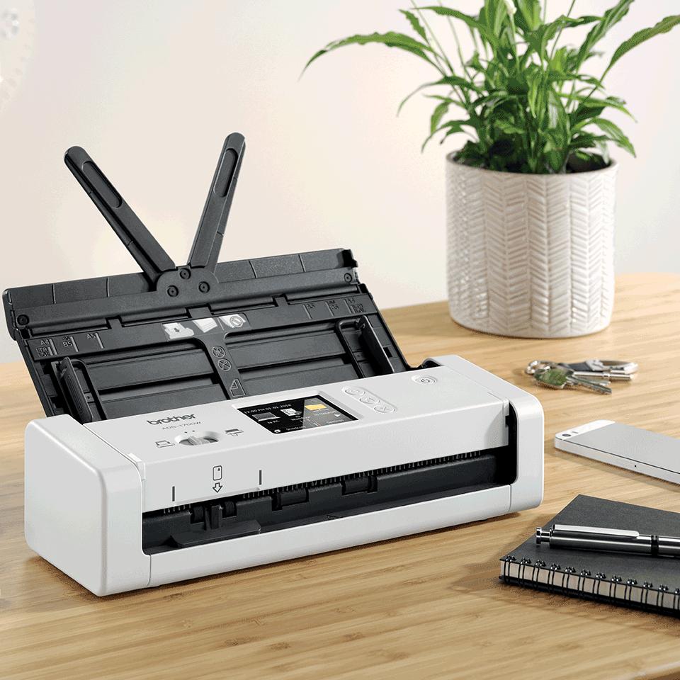 ADS-1700W - компактен безжичен документен скенер 6